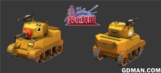 《装甲联盟》双旦版本今日上线!