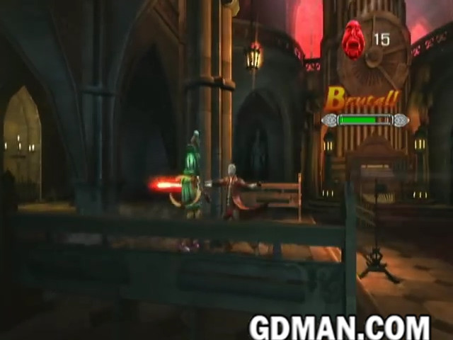 Wii版《鬼泣》珍贵开发版视频公开