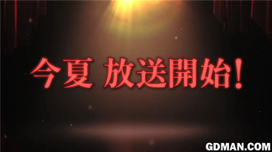 漫改动画《舞动青春》定档7月新番 PV第一弹公布