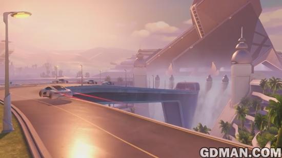 """《守望先锋》新地图""""绿洲城""""上线 实战视频出炉-图6.jpg"""