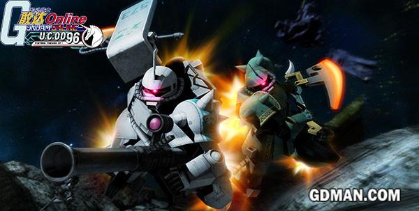 纷争续行《机动战士敢达OL》新年也要继续战斗
