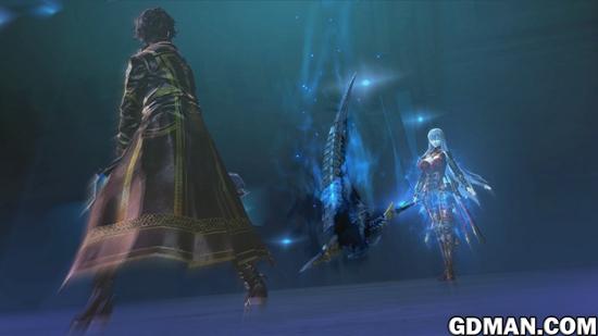 苍蓝革命女武神