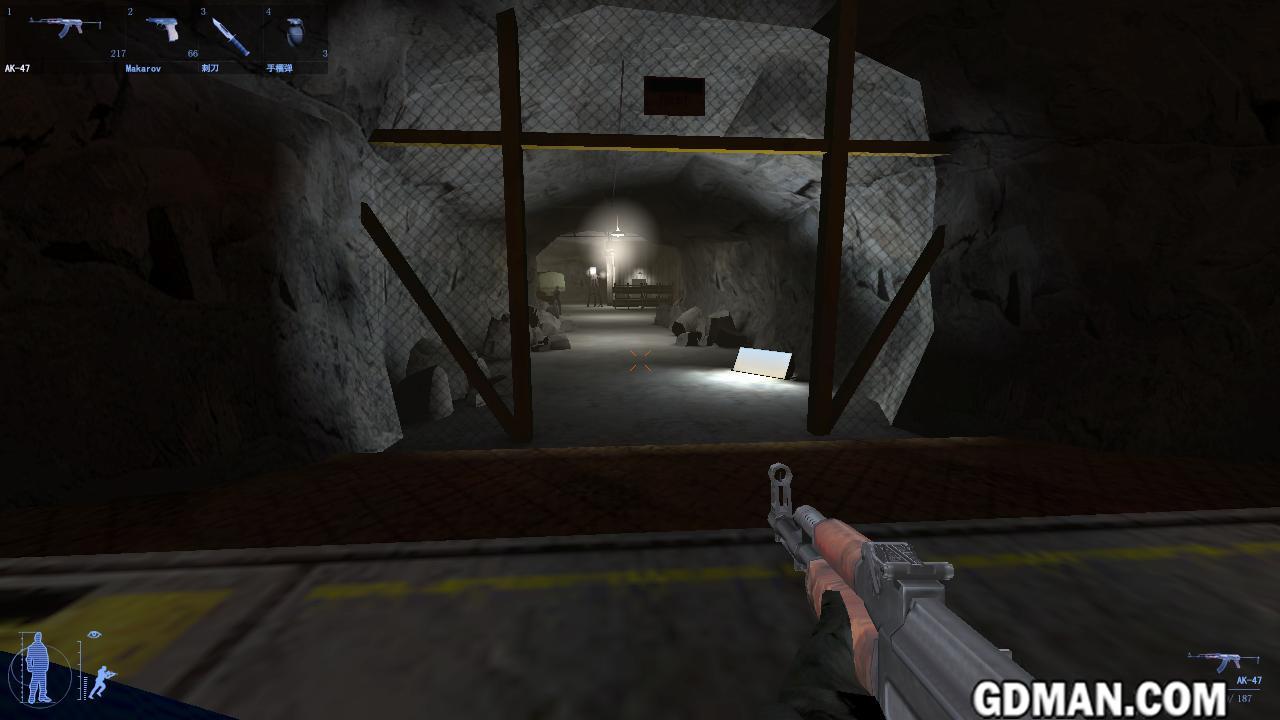 经典FPS游戏《秘密潜入》复活?!