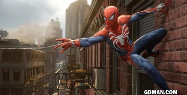 IMDB泄漏PS4新作《蜘蛛侠》!!