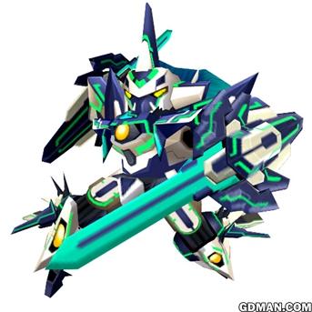 超级机器人大战X‐Ω