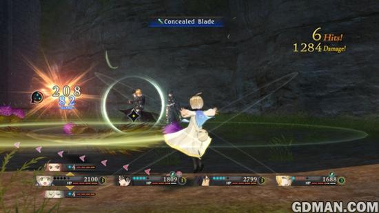 《绯夜传奇》PC测试版现已发布-图4.jpg