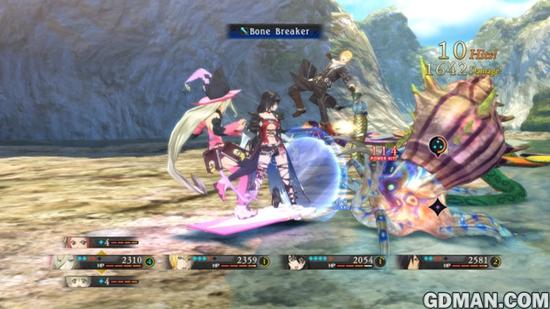 《绯夜传奇》PC测试版现已发布-图6.jpg