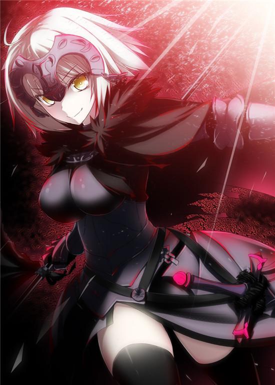 Fate系列 龙之魔女-贞德美图福利合集