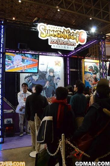 《召唤之夜6》发售日公布 原味日系RPG来袭