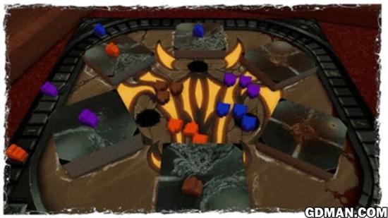 桌游《卡尔克萨》 领导自己的信徒召唤黄衣之王