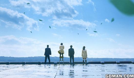 《你的名字》票房超250亿日元 排日影史第4