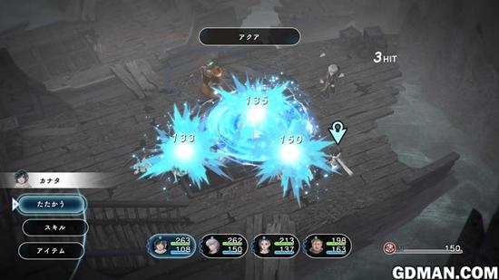 SE新作RPG《LOST SPHEAR》最新系统角色情报
