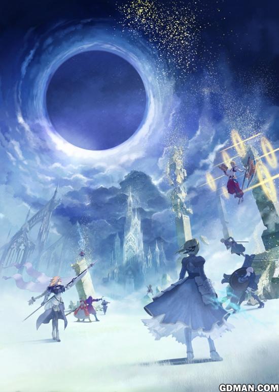 《Fate/Grand Order》街机版公布首部预告片