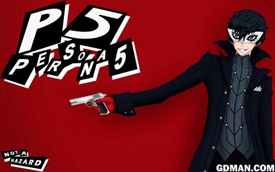 《女神异闻录5》宣布2018年将推出TV动画