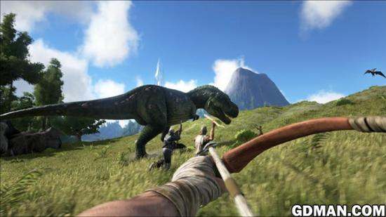游戏认证的锅《方舟:生存进化》突然宣布跳票