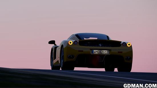 《赛车计划2》公布法拉利赛车宣传片