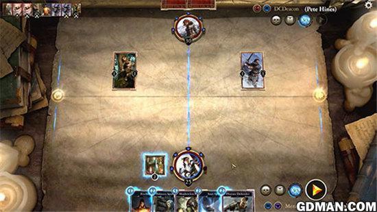 策略卡牌游戏《上古卷轴:传奇》正式上架双平台