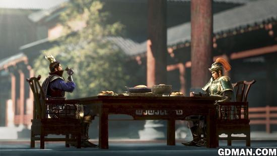 《真三国无双8》简中版新截图 发售日仍未公布