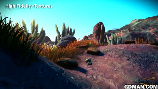 《无人深空》升级档预告 加入多人游戏与剧情