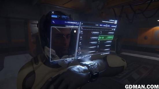 《星际公民》新情报 加入智能手表操作界面