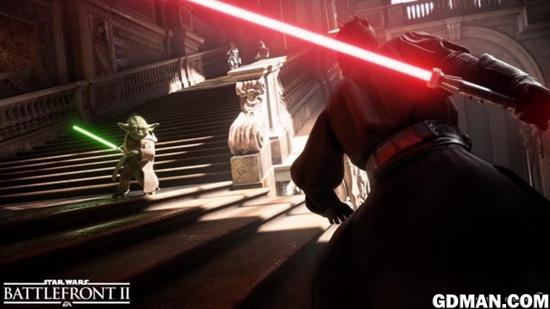 制作人表示《星球大战:前线2》将是EA年度巨作