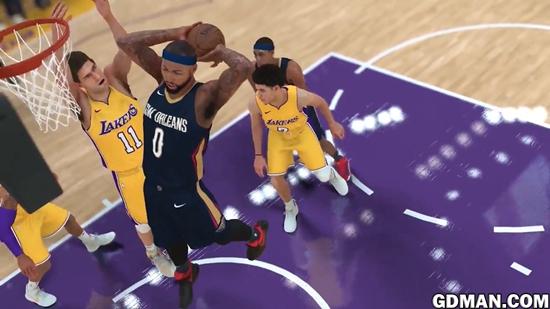 《NBA 2K18》最新预告视频 人物表现力求真实