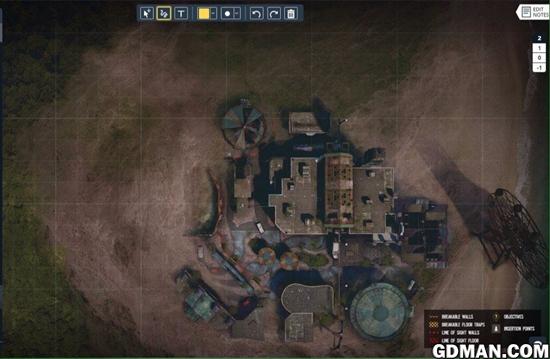 《彩虹六号:围攻》新DLC香港地图预告放出