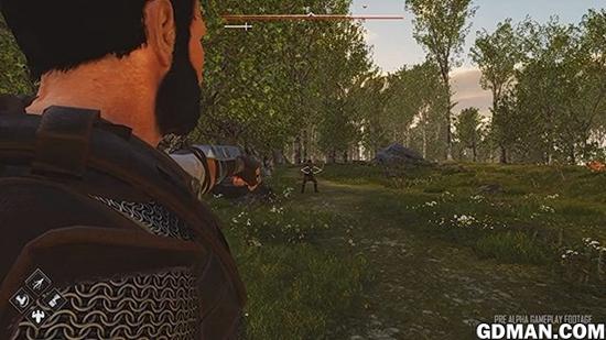 虚幻4打造中世纪沙盒新作《至尊:崛起》公布